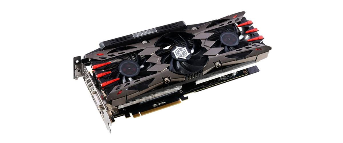 Inno3D GeForce GTX 980 Ti iChill X3