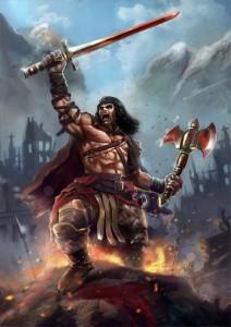 Conan ma szanse zastąpić nam Geralta?