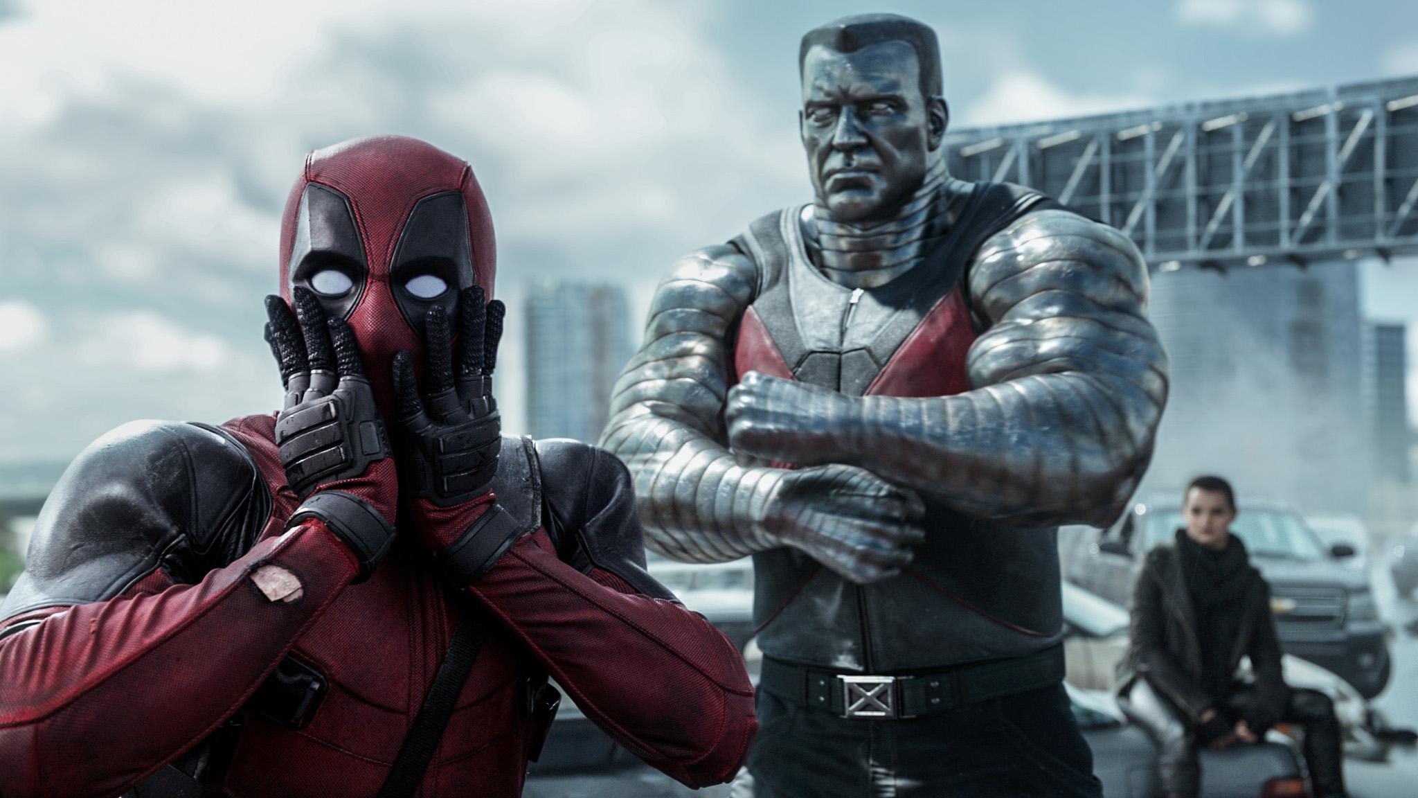 Deadpool wyraźnie zaskoczony wyróżnieniem