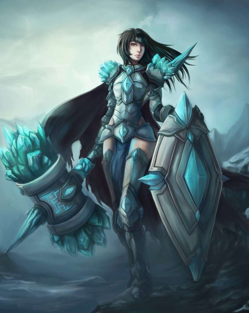 League-Of-Legends-Female-Taric
