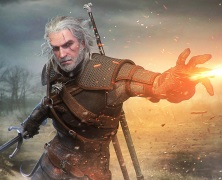 Geralt na deskach teatru