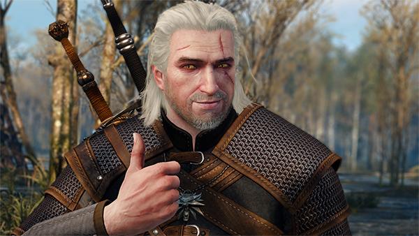 Okejka od Geralta.
