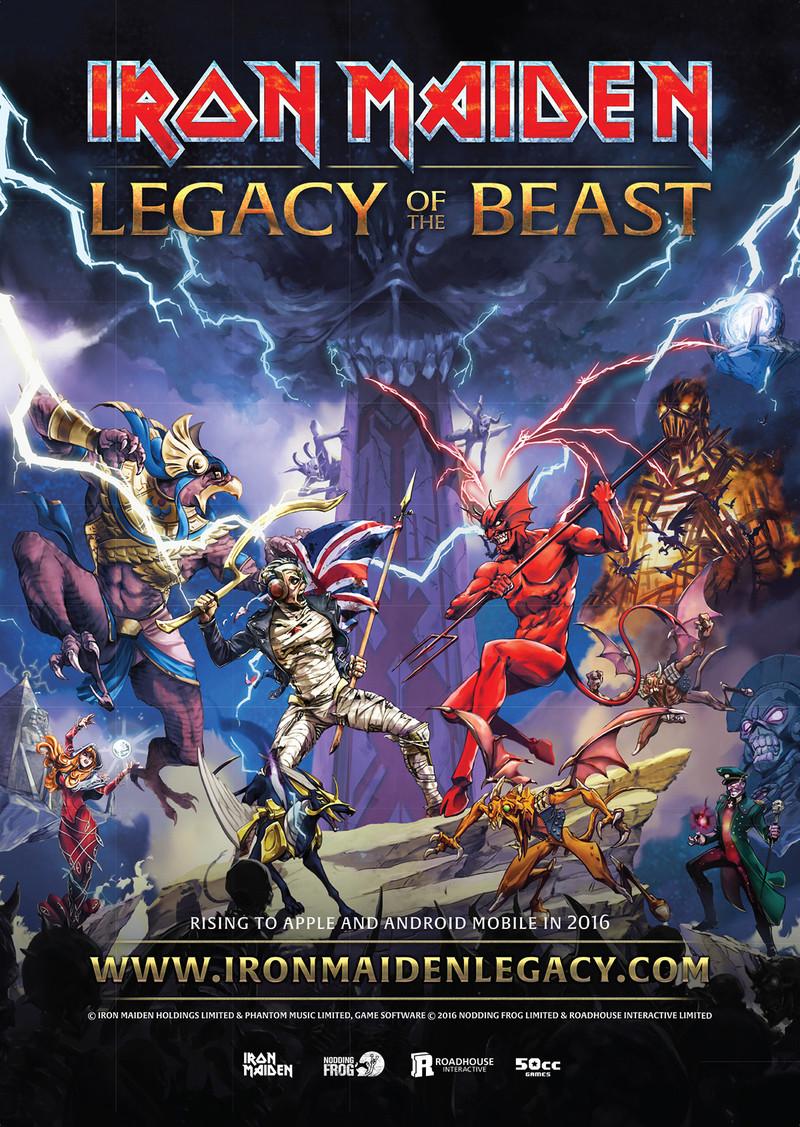 Jak podoba się oficjalny plakat gry?