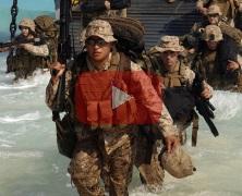 US Marine o grach FPS