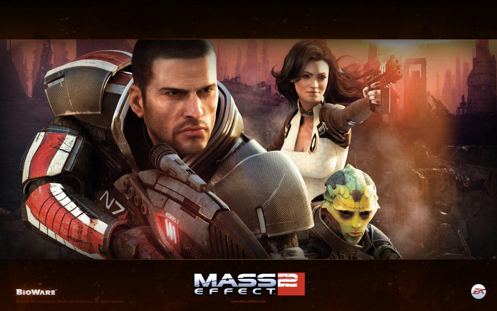 W oczekiwaniu na Andromedę pomoże darmowy Mass Effect 2