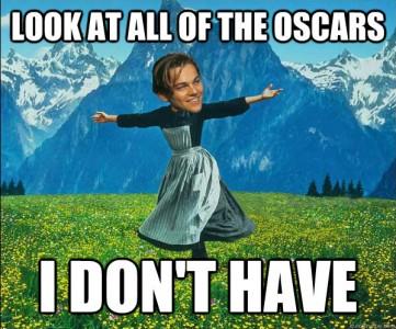Biedny Leo...