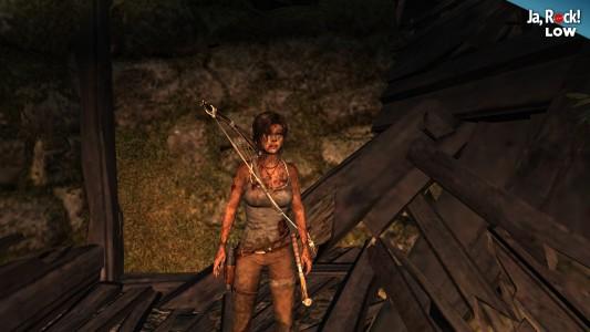 Tomb Raider Jakość Najniższa (Test 1)