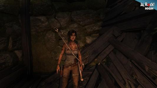 Tomb Raider Jakość Najwyższa (Test 1)