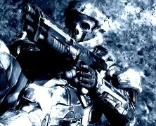 Kosmiczne Call of Duty