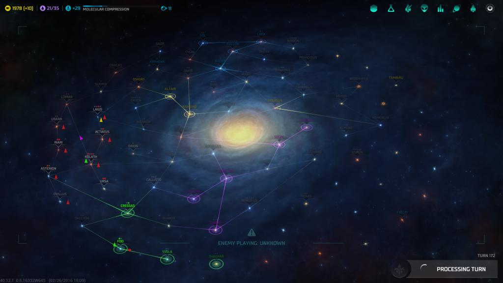 Odkrywaj, rozszerzaj, wykorzystuj i niszcz! Master of Orion: Conquer the Stars masz ku temu okazję!
