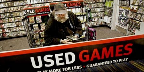 Gracze mają problem co z robić ze niechcianymi już grami