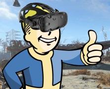 Jaki będzie Fallout VR?