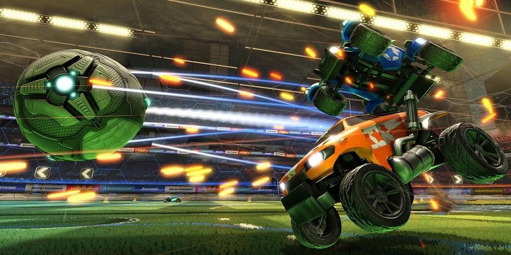 W Rakietową Ligę zmierzą się gracze na PC i Xboxach