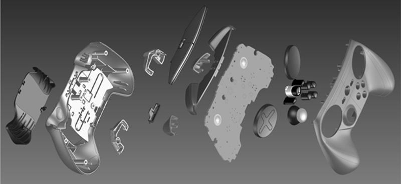 Valve wypuszcza pliki, które pozwolą twórcom na dowolne zmiany w wyglądzie pada