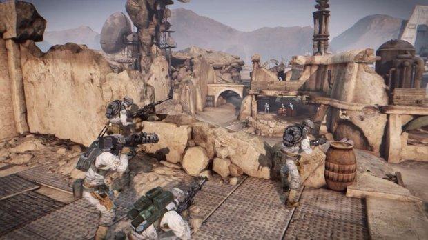 Star Wars: First Assault skasowano w 2013 roku
