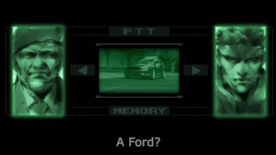 Serio panie pułkowniku? Forda?