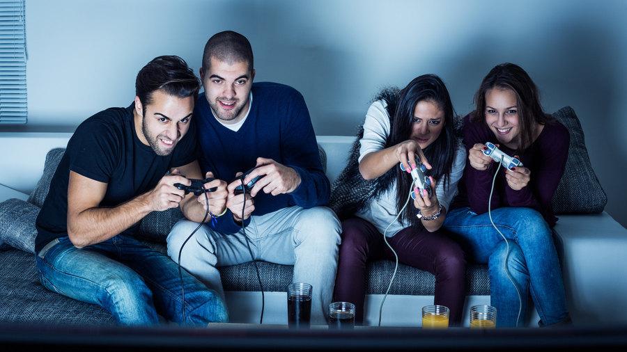 Co trzeci badany zapowiada, że z wiekiem będzie grał więcej