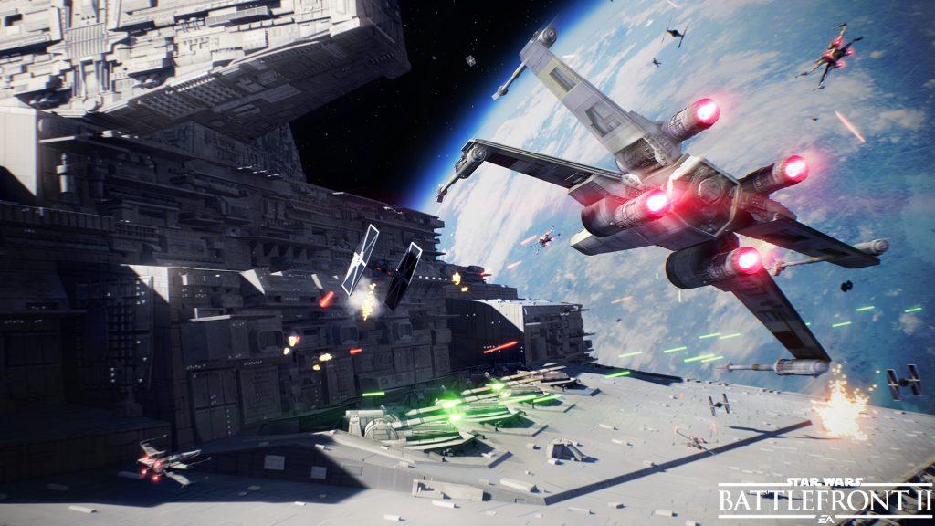 Nawet 24 graczy na raz weźmie udział w kosmicznych bitwach