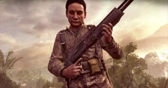 Swego czasu dyktator Panamy Manuel Noriega pozwał Activision za użycie jego wizerunku