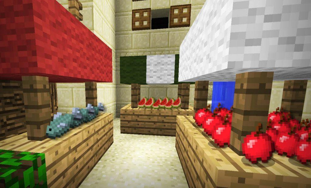 Ryneczek Minecrafta: dobry pomysł?