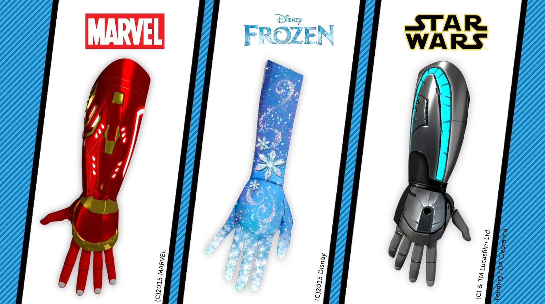 Ręka Ironmana może prawdziwej nie do końca zastąpi, ale wygląda ekstra!