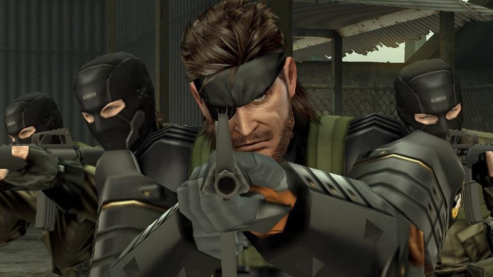 Snake na PSa to żadna wielka nowość