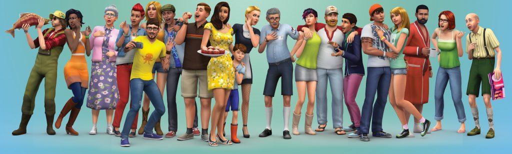 Simsy nadal trzymają się wysoko!