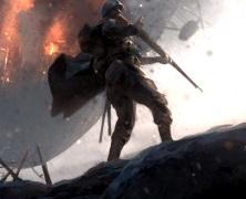 Piechota w Battlefield I