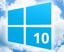 Windows 10 pod koniec lipca