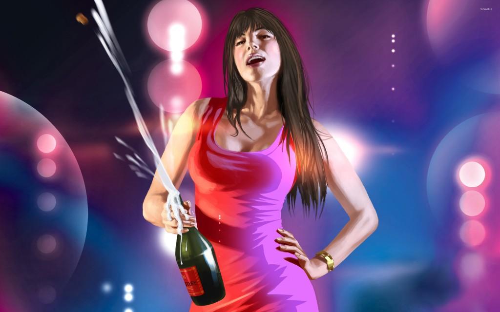 Na otwieranie szampana może jeszcze ciut za szybko, ale...