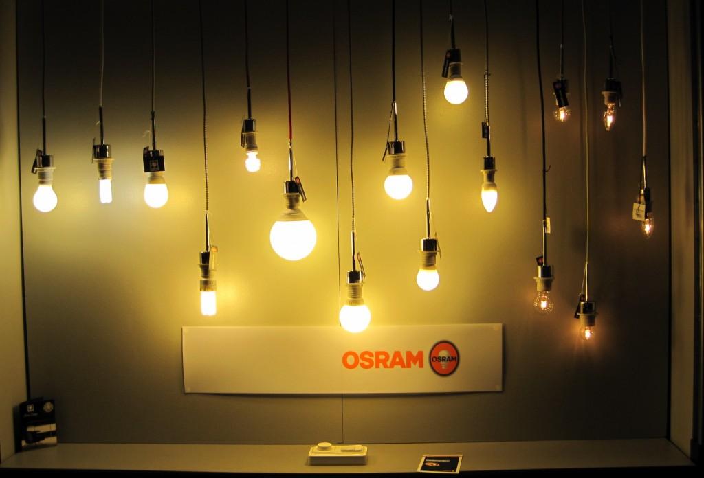 Eksperci z Osram będą musieli parchować żarówki...