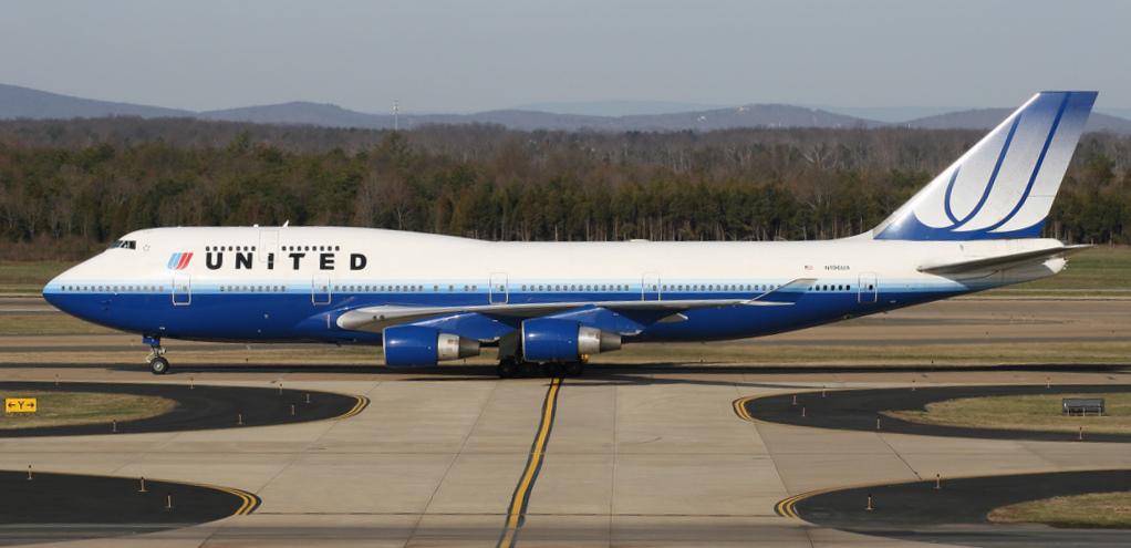 united-airplane