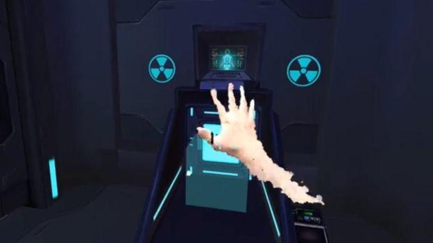 ''Połączona rzeczywistość'' nowym sposobem zabawy w VR