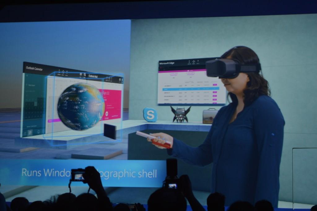 Na finalną wersję gogli Intela poczekamy jeszcze kilka lat