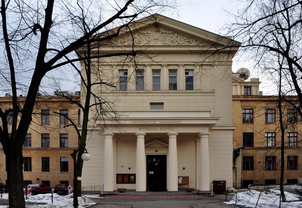 To w tym budynku ''zaczął się'' polski interent