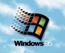 Windows 95 kończy 20 lat