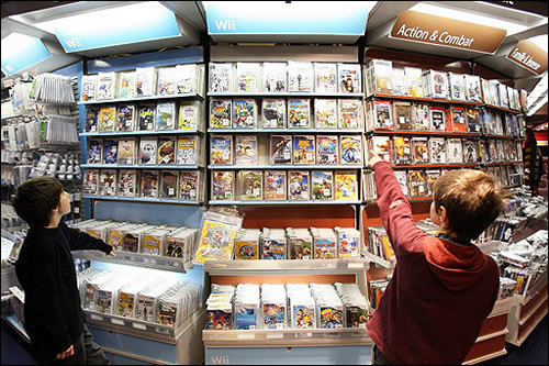 video-game-store