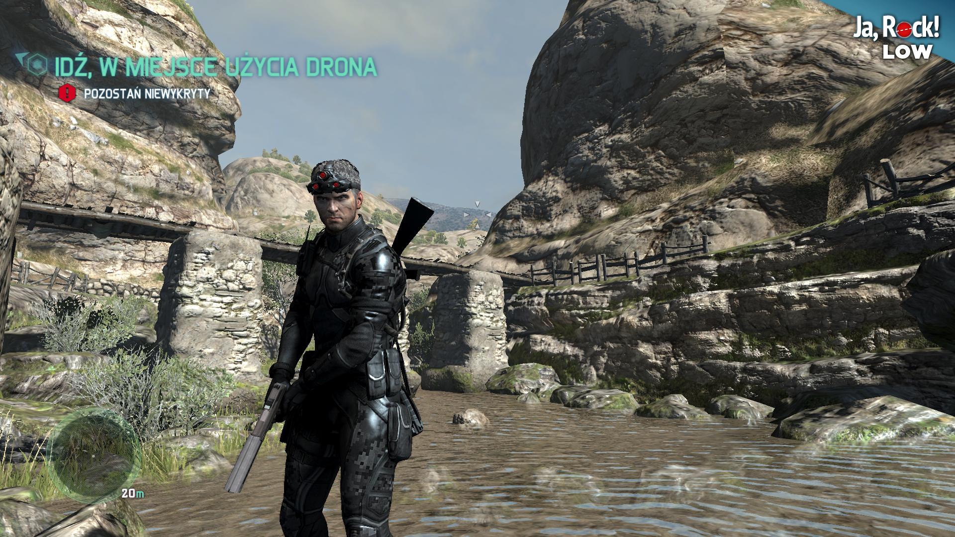 Splinter Cell: Blacklist 3