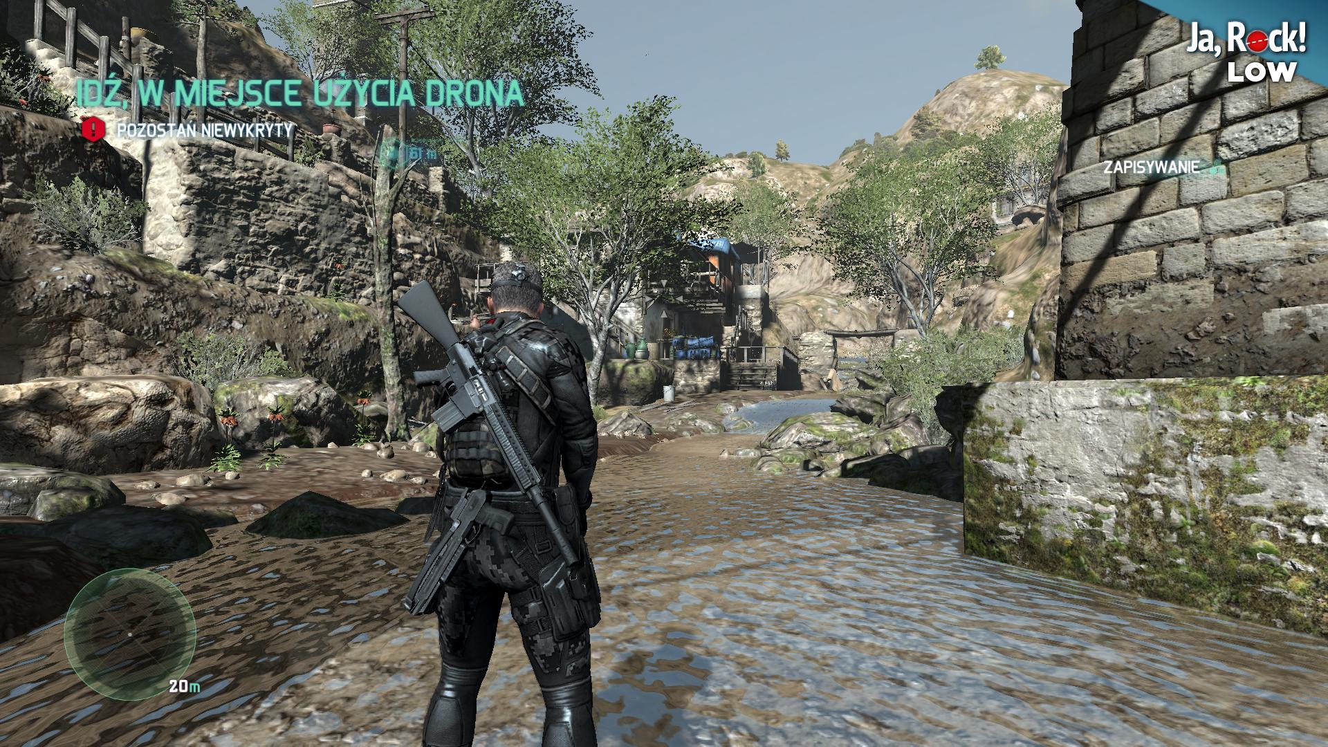 Splinter Cell: Blacklist 4