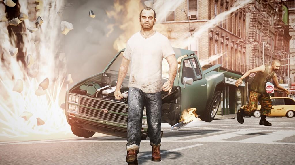 Wyobrażacie sobie samojeżdżące auto z temperamentem Trevora?