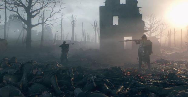 """'W Battlefield 1 postanowiliśmy uczynić nasze postacie znacznie wyrazistszymi, zamiast mówić tylko graczowi: """"To ty jesteś bohaterem'' mówi DICE"""