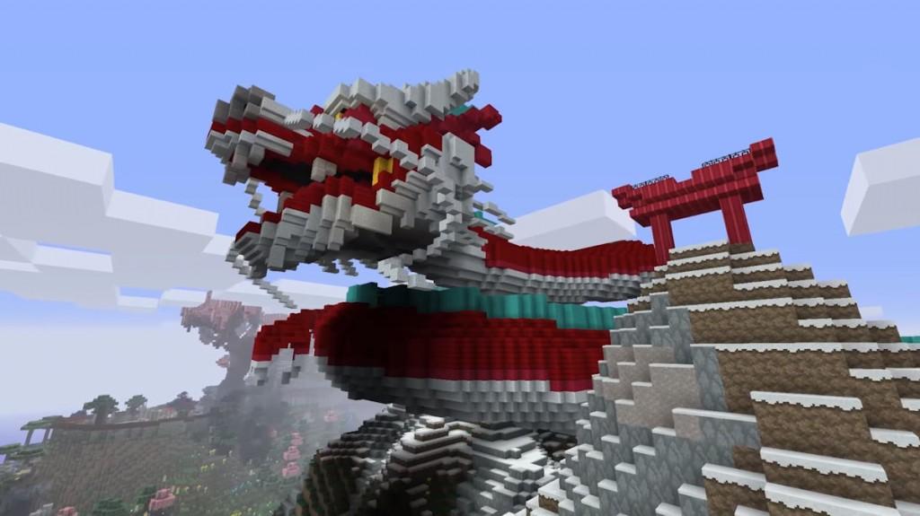 Minecraft przenosi się do starożytnych Chin
