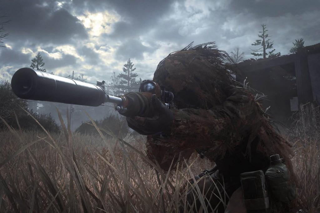 Misja snajperska w MW przejdzie do annałów gier FPS
