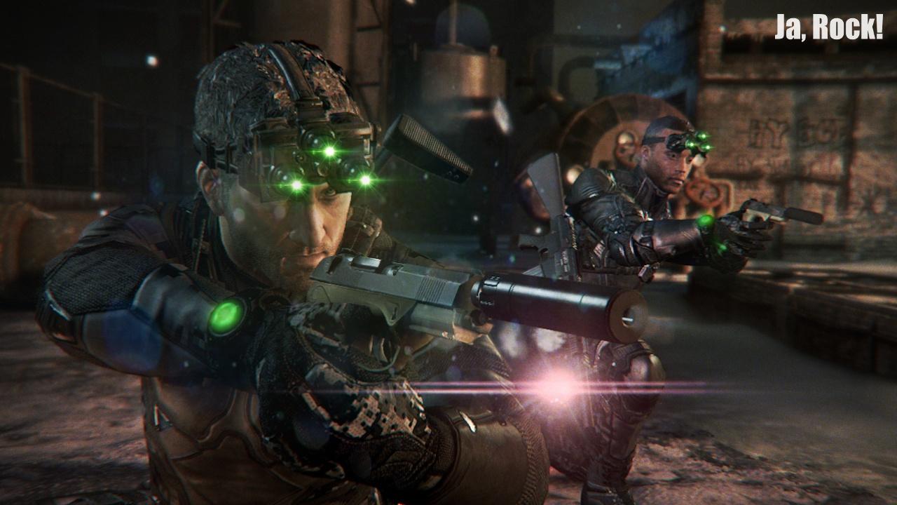 Splinter Cell: Blacklist TXAA