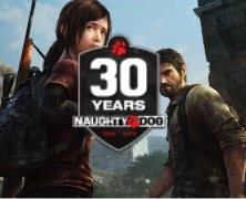 30 lat z Naughty Dog
