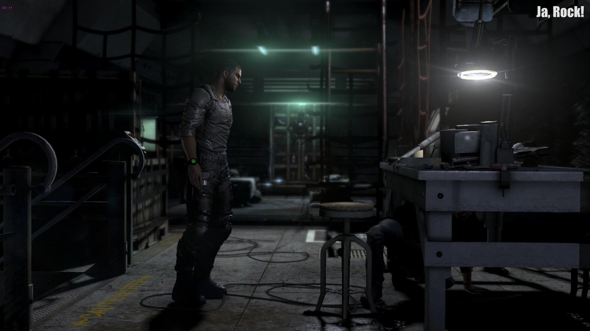 Splinter Cell: Blacklist Dynamiczne Cieniowanie Ambient Occlusion 1