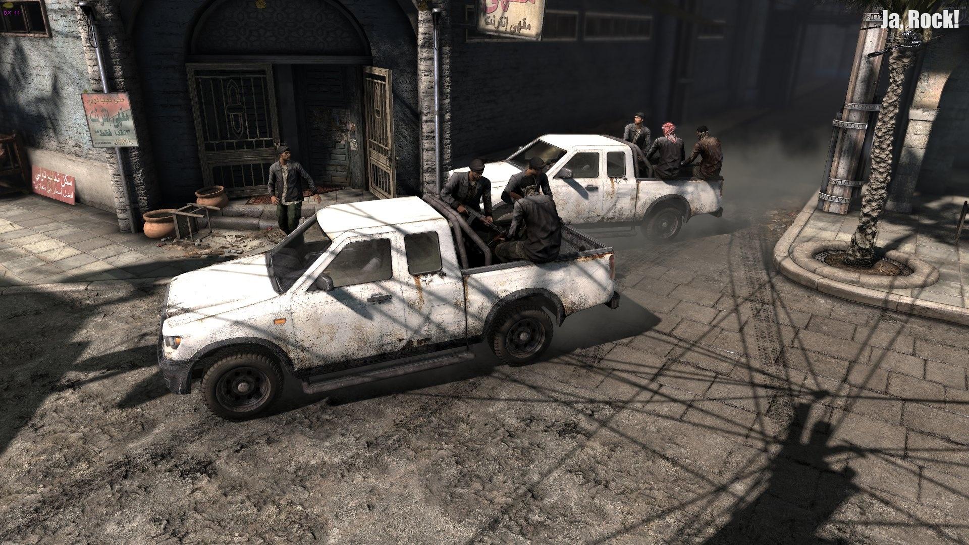Splinter Cell: Blacklist Dynamiczne Cieniowanie Ambient Occlusion 2