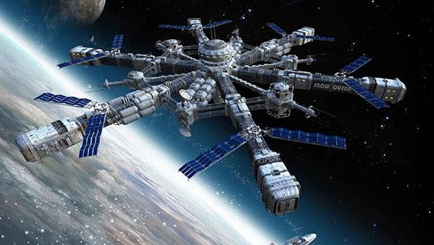 Chata wywalona w kosmos
