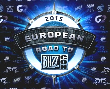 Road to BlizzCon 2015 Praga