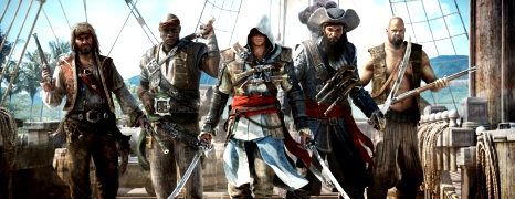 Assassin's Creed IV: Black Flag – LET'S PLAY
